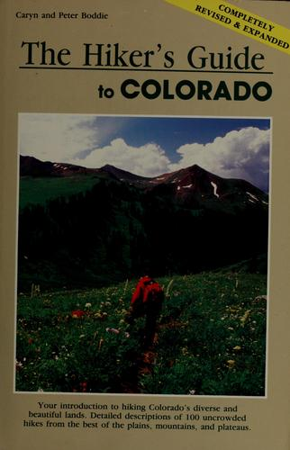 The hiker's guide to Colorado