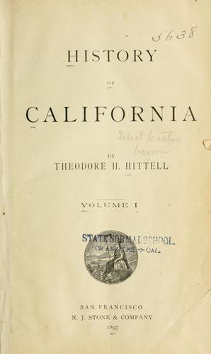 Download History of California