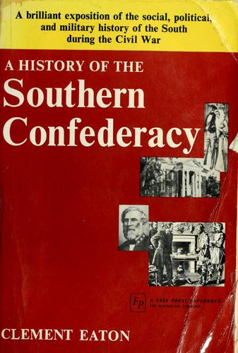 Download A history of the Southern Confederacy.