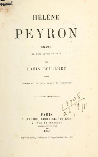 Hélène Peyron