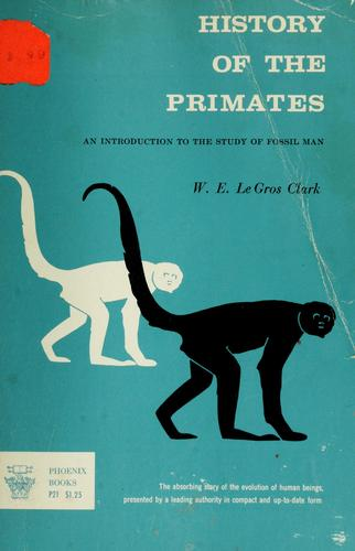 Download History of the primates