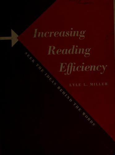 Download Increasing reading efficiency