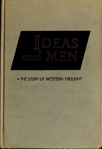 Ideas and men