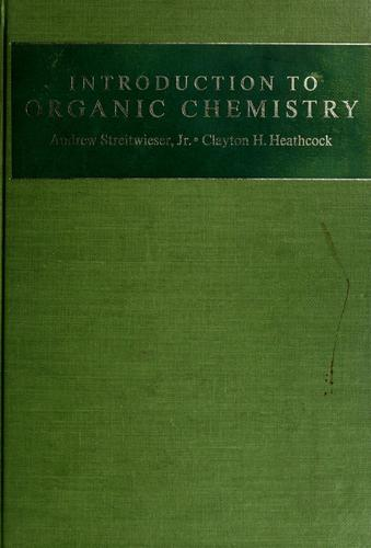Download Introduction to organic chemistry