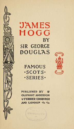 Download James Hogg