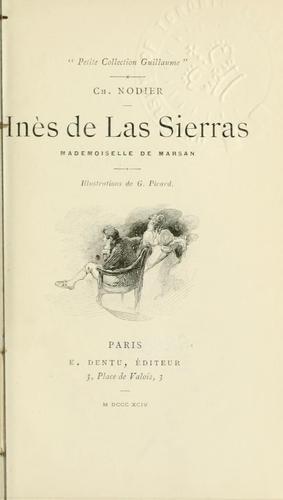 Download Inès de las Sierras
