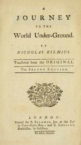 A journey to the world under-ground