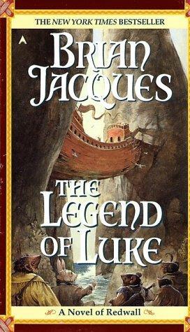 The Legend of Luke (Redwall, Book 12)
