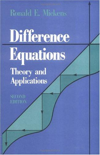 Download Difference equations