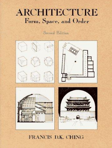 Download Architecture, form, space & order