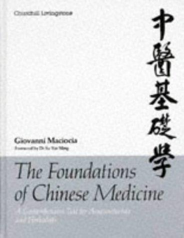 Download The foundations of Chinese medicine