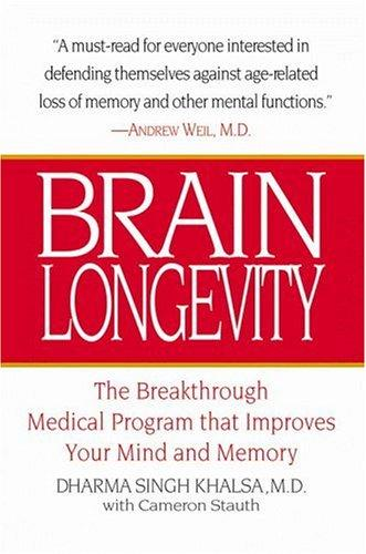 Download Brain longevity