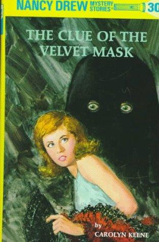 The Clue of the Velvet Mask (Nancy Drew)