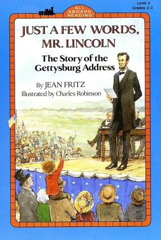 Download Just a few words, Mr. Lincoln