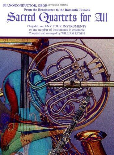 Download Sacred Quartets for All