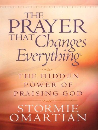 Download The Prayer That Changes Everything