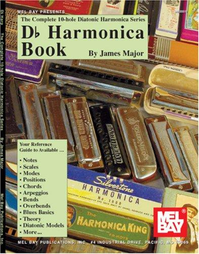 Download Mel Bay Complete 10-Hole Diatonic Harmonica Series