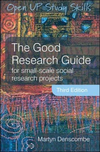 Download The Good Research Guide