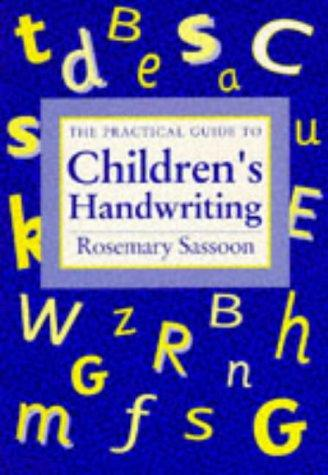 Download The Practical Guide to Children's Handwriting