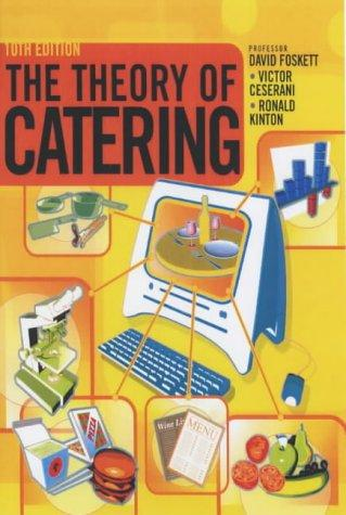 Theory of Catering
