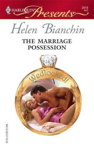 The Marriage Possession (Harlequin Presents)