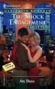 The Shock Engagement (Larger Print Romance)