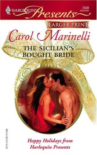 Download The Sicilian's Bought Bride (Harlequin Presents)
