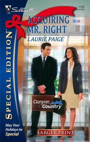 Download Acquiring Mr. Right (Silhouette Special Edition)