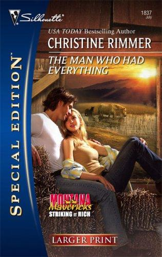 The Man Who Had Everything (Silhouette Special Edition)