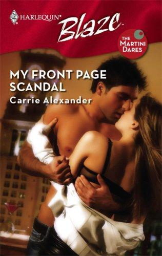 Download My Front Page Scandal (Harlequin Blaze)