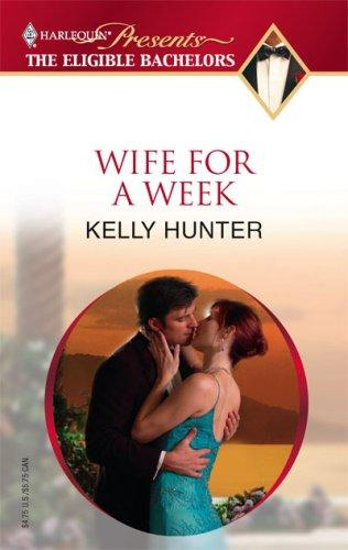 Wife For a Week (Harlequin Presents Series)