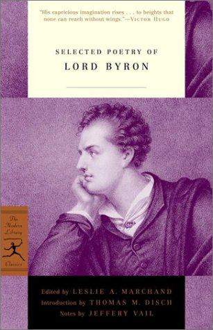 Selected Poetry of Lord Byron (Modern Library Classics)