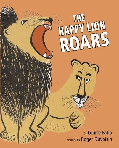 Download The happy lion roars