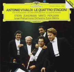 Isaac Stern - Vivaldi: Concerto For Violin And Strings In E, Op.8, No.1, RV.269