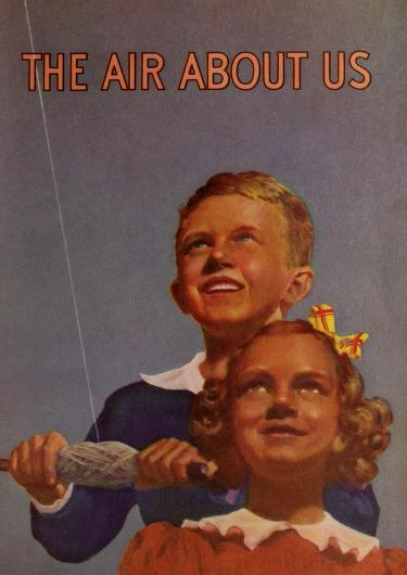 The air about us by Bertha Morris Parker