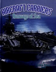 Cover of: Aircraft carriers | Lynn Peppas