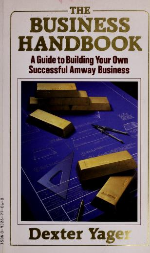 Cover of: The Business Handbook   Dexter Yager
