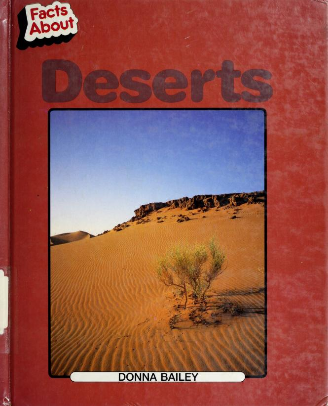 Deserts by Donna Bailey