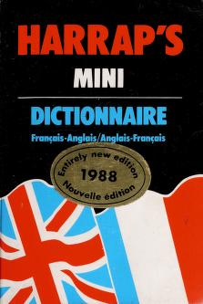 Cover of: Harrap's Mini French-English Dictionary | Michael Janes