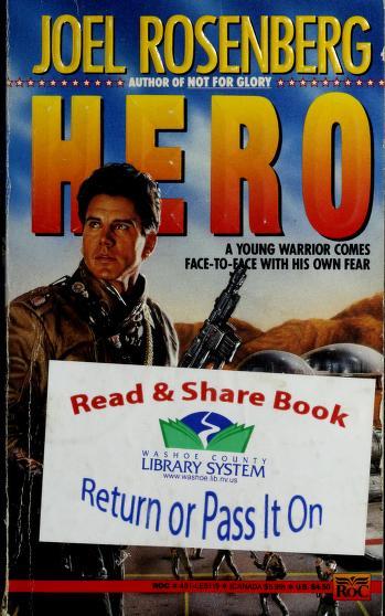 Hero by Joel Rosenberg