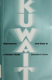 Cover of: Kuwait | Jacqueline S. Ismael