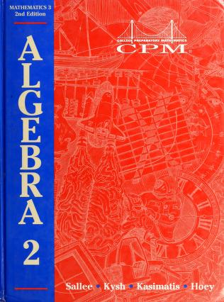 Cover of: Math 3 | Tom Salee