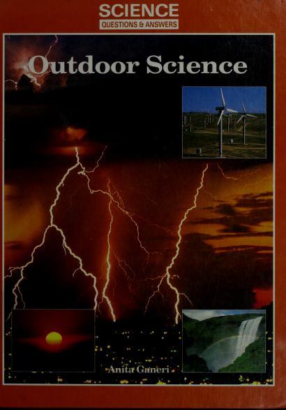 Outdoor science by Anita Ganeri