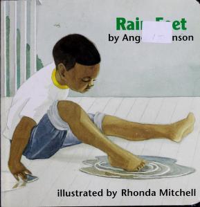Cover of: Rain feet | Angela Johnson