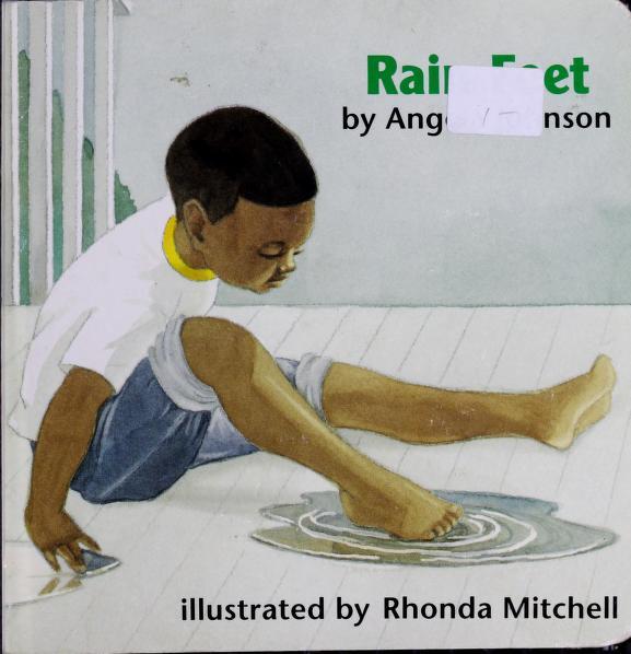 Rain feet by Angela Johnson
