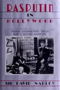 Cover of: Rasputin in Hollywood | Napley, David Sir