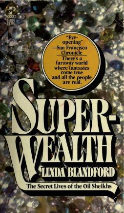 Cover of: Super-wealth | Linda Blandford