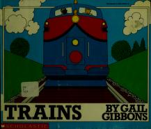 Cover of: Trains | Gail Gibbons
