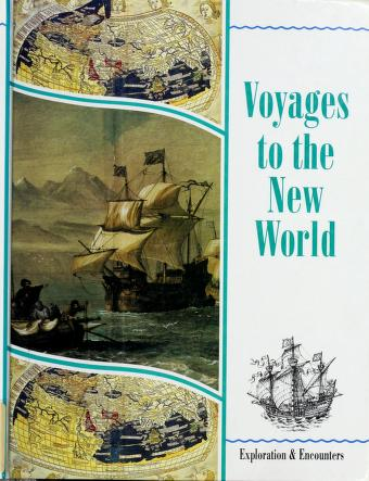 Cover of: Voyages to the New World | Peter Chrisp