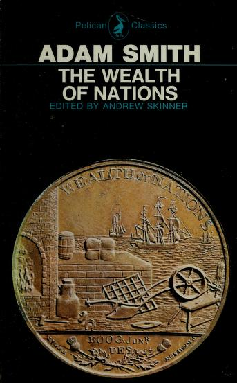 Cover of: The wealth of nations. by Adam Smith
